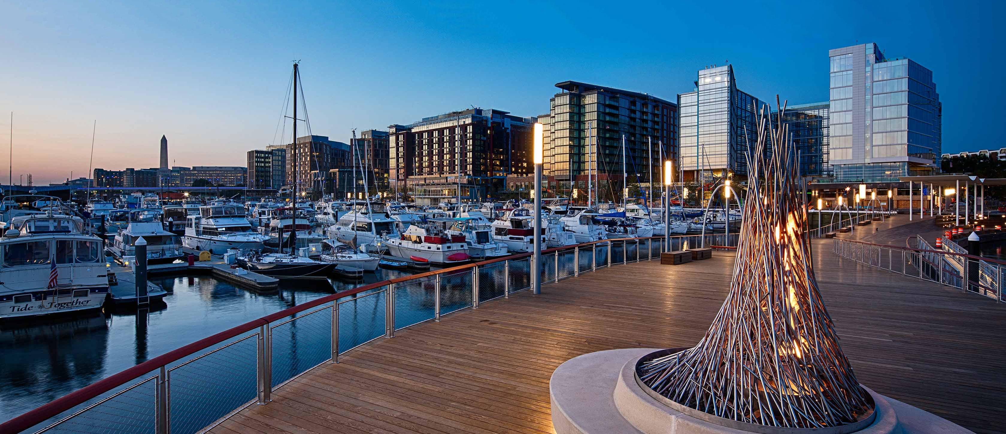 District Wharf